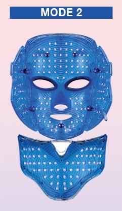 OPERA Spectrum Mask (オペラ スペクトラムマスク) LED+ガルバニック電流 美顔マシン