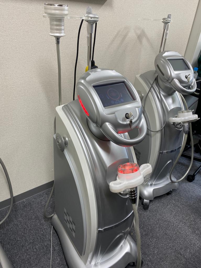 中古美容機器 3-MAX Beauty キャビテーション ラジオ波 吸引複合機器
