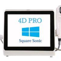 4D Pro Square Sonic HIFU(ハイフ)